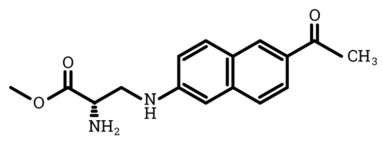 L-Anap methyl ester derivative